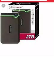 Transcend 2TB Portable Hard Drive   Computer Accessories  for sale in Lagos State, Ikeja