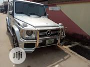 Mercedes-Benz G-Class 2013 Silver | Cars for sale in Lagos State, Mushin
