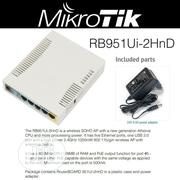 Mikrotik Router Board R951ui-2hnd | Networking Products for sale in Lagos State, Ikeja