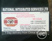 China - Nigeria Freight/Cargo/Logistics Services ,48 Hours Delivry | Logistics Services for sale in Lagos State, Ikeja