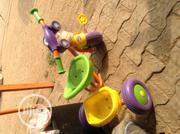 Baby Tricycle With Back Rest   Toys for sale in Lagos State, Ikorodu