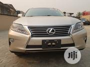 Lexus RX 2015 350 AWD Gold | Cars for sale in Lagos State, Ipaja