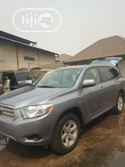 Toyota Highlander 2009 Hybrid Gray | Cars for sale in Lagos State, Lagos Mainland