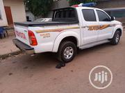 Toyota Hilux 2009 White | Cars for sale in Abuja (FCT) State, Kaura