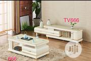 A Set Of Table With Home Theater TV Shelve | Furniture for sale in Lagos State, Ojo