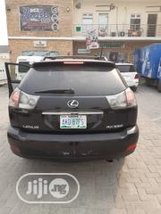 Lexus RX 2005 330 4WD Black | Cars for sale in Lagos State, Ajah