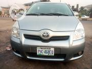 Toyota Corolla 2008 Verso 1.6 VVT-i Gray | Cars for sale in Rivers State, Port-Harcourt
