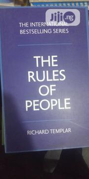 The Rules Of People | Books & Games for sale in Lagos State, Lagos Mainland