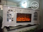 A Fire 🔥 Flame 🔥 Royal 👑 Television 📺 Stand   Furniture for sale in Lagos State, Ojo