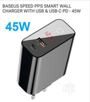 45W USB 4.0 Quick Charger & Type-c PD 3.0 | Accessories for Mobile Phones & Tablets for sale in Lagos State, Ikeja