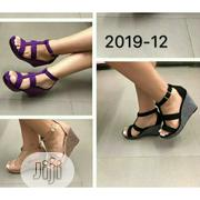 Tovivans Stylish Wedge Sandals | Shoes for sale in Lagos State, Ikeja
