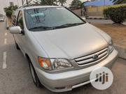Toyota Sienna 2003 Silver   Cars for sale in Lagos State, Surulere