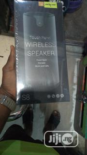 Touch Panel Wireless Speaker S8 Zealot | Accessories for Mobile Phones & Tablets for sale in Lagos State, Ojo