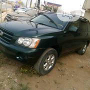 Toyota Highlander 2004 Limited V6 4x4 Green | Cars for sale in Lagos State, Isolo