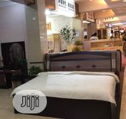 Bed With Side Mirror | Home Accessories for sale in Lagos State, Ojo
