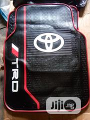 Toyota Rubber Footmat | Vehicle Parts & Accessories for sale in Lagos State, Lagos Mainland
