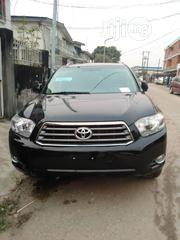 Toyota Highlander 2008 Limited 4x4 Black | Cars for sale in Lagos State, Surulere