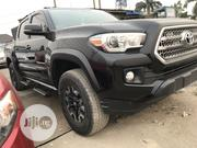 Toyota Tacoma 2017 TRD Off Road Black   Cars for sale in Lagos State, Ajah