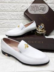 Gucci White Shoe | Shoes for sale in Lagos State, Lagos Island