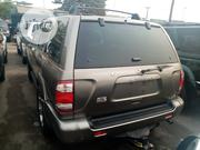 Nissan Pathfinder 2002 LE AWD SUV (3.5L 6cyl 4A) Gold | Cars for sale in Lagos State, Apapa