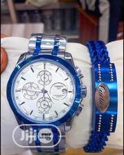 Tissot Chronograph Chain Watch | Watches for sale in Delta State, Uvwie