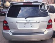 Toyota Highlander Limited V6 2005 Gray | Cars for sale in Lagos State, Surulere