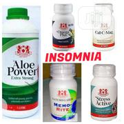 Swissgarde INSOMNIA Natural Remedy Free Delivery   Vitamins & Supplements for sale in Lagos State, Surulere