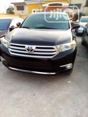 Toyota Highlander Limited 2012 Black | Cars for sale in Lagos State, Amuwo-Odofin
