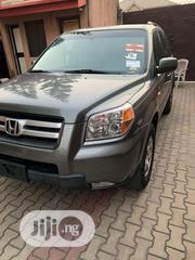 Honda Pilot 2007 EX-L 4x2 (3.5L 6cyl 5A) Gray | Cars for sale in Lagos State, Lekki Phase 2