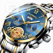 Waterproof Stainless Steel Wristwatch | Watches for sale in Lagos State, Lagos Island