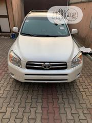 Toyota RAV4 2008 Limited White | Cars for sale in Lagos State, Lekki Phase 2