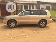 Toyota Highlander 2005 Gold | Cars for sale in Lagos State, Oshodi-Isolo