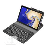 Bluetooth Keyboard Tablet Case For Samsung Tab S6 | Accessories for Mobile Phones & Tablets for sale in Lagos State, Ikeja