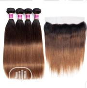 Brazilian Virgin Ombre Hair | Hair Beauty for sale in Lagos State, Mushin