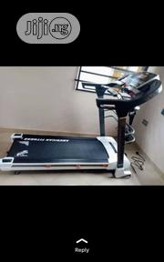 3hp Treadmill With Massager | Sports Equipment for sale in Lagos State, Agboyi/Ketu