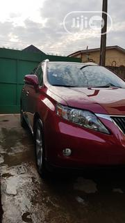 Lexus RX 2010 450h Red | Cars for sale in Lagos State, Lagos Island
