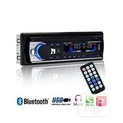 Car Audio Stereo In-dash Player Black | Vehicle Parts & Accessories for sale in Lagos State, Ikeja