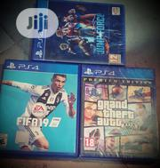 Ps4 Cd 3-in-1 | Video Games for sale in Lagos State, Ikeja