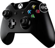Xbox One Wireless Game Comtroller Black | Video Game Consoles for sale in Lagos State, Ikeja
