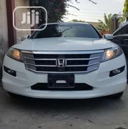 Honda Accord CrossTour EX-L 2012 White | Cars for sale in Lagos State, Ikeja