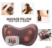 Car And Home Massage Neck Pillow Cervical Massager Cushion | Massagers for sale in Lagos State, Surulere