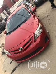 Toyota Corolla 2013 Red   Cars for sale in Lagos State, Lekki Phase 1