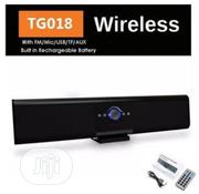 TG-018 Wireless Sound Bar Very Affordable | Audio & Music Equipment for sale in Lagos State, Ikeja