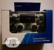 PS4 Gamepad Controllers -camouflage Colour | Video Game Consoles for sale in Lagos State, Ikeja