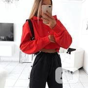 Red High Waist Hoodie   Clothing for sale in Osun State, Ife