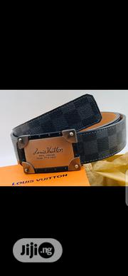 Louis Vuitton Belt Original Quality | Clothing Accessories for sale in Lagos State, Surulere