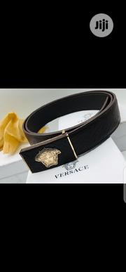 Versace Belt Original Quality 0014   Clothing Accessories for sale in Lagos State, Surulere