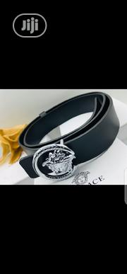 Versace Belt Original | Clothing Accessories for sale in Lagos State, Surulere
