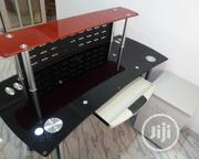 Reception Table (Glass) | Furniture for sale in Rivers State, Port-Harcourt