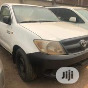 Toyota Hilux 2008 2.0 VVTi SRX White   Cars for sale in Lagos State, Alimosho